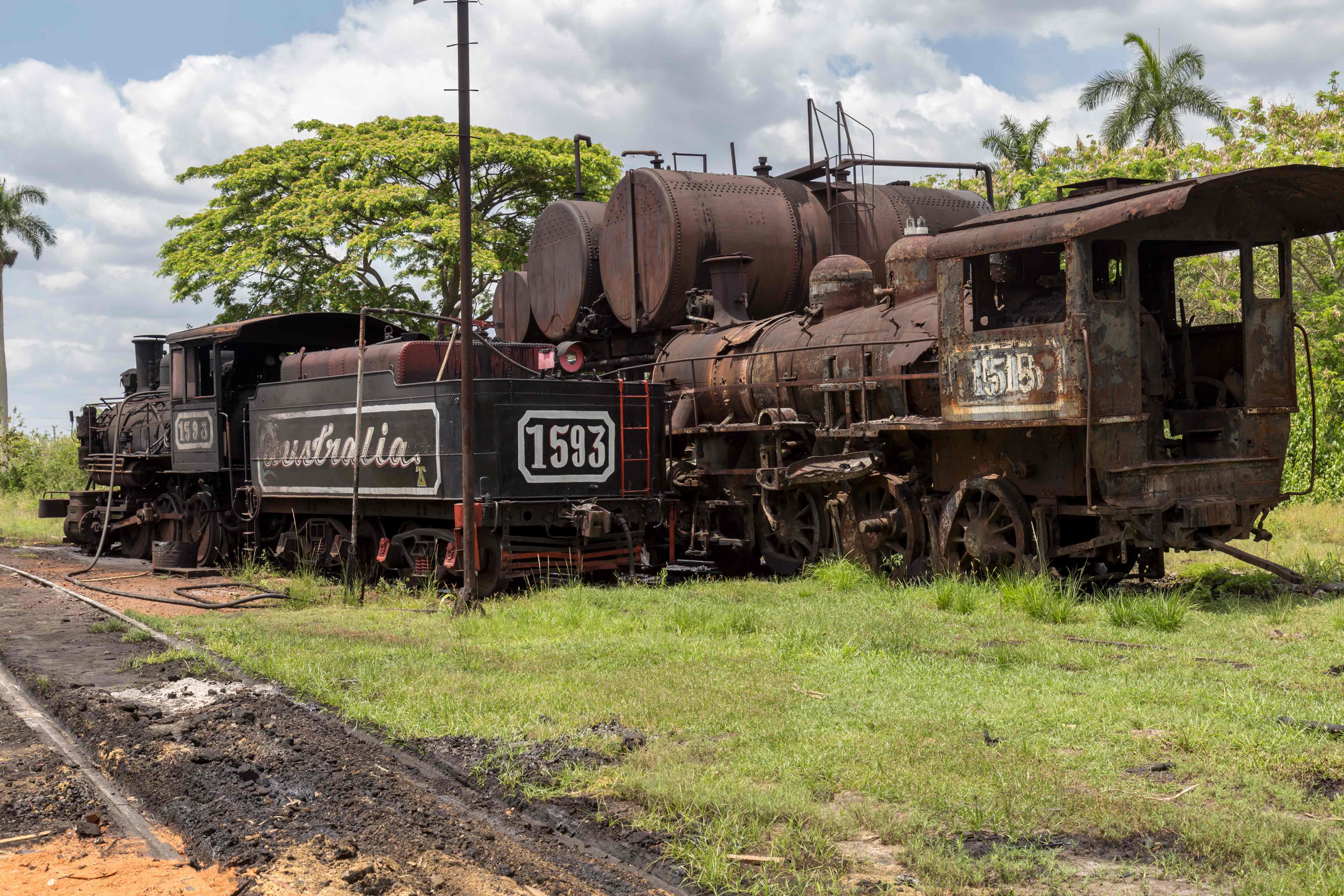 Australia Kuba