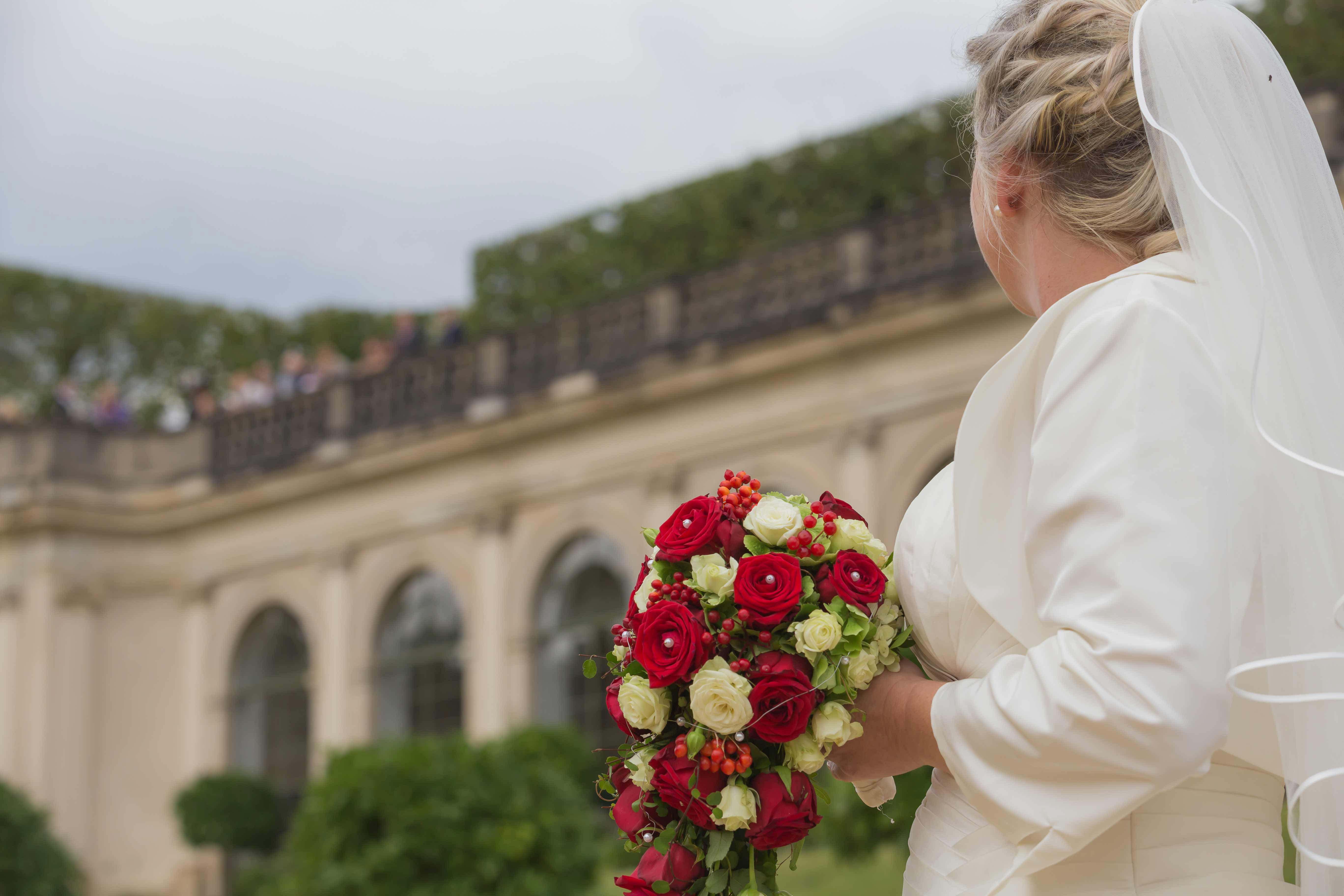 Hochzeitsfotograf Dresden - Fotoshooting