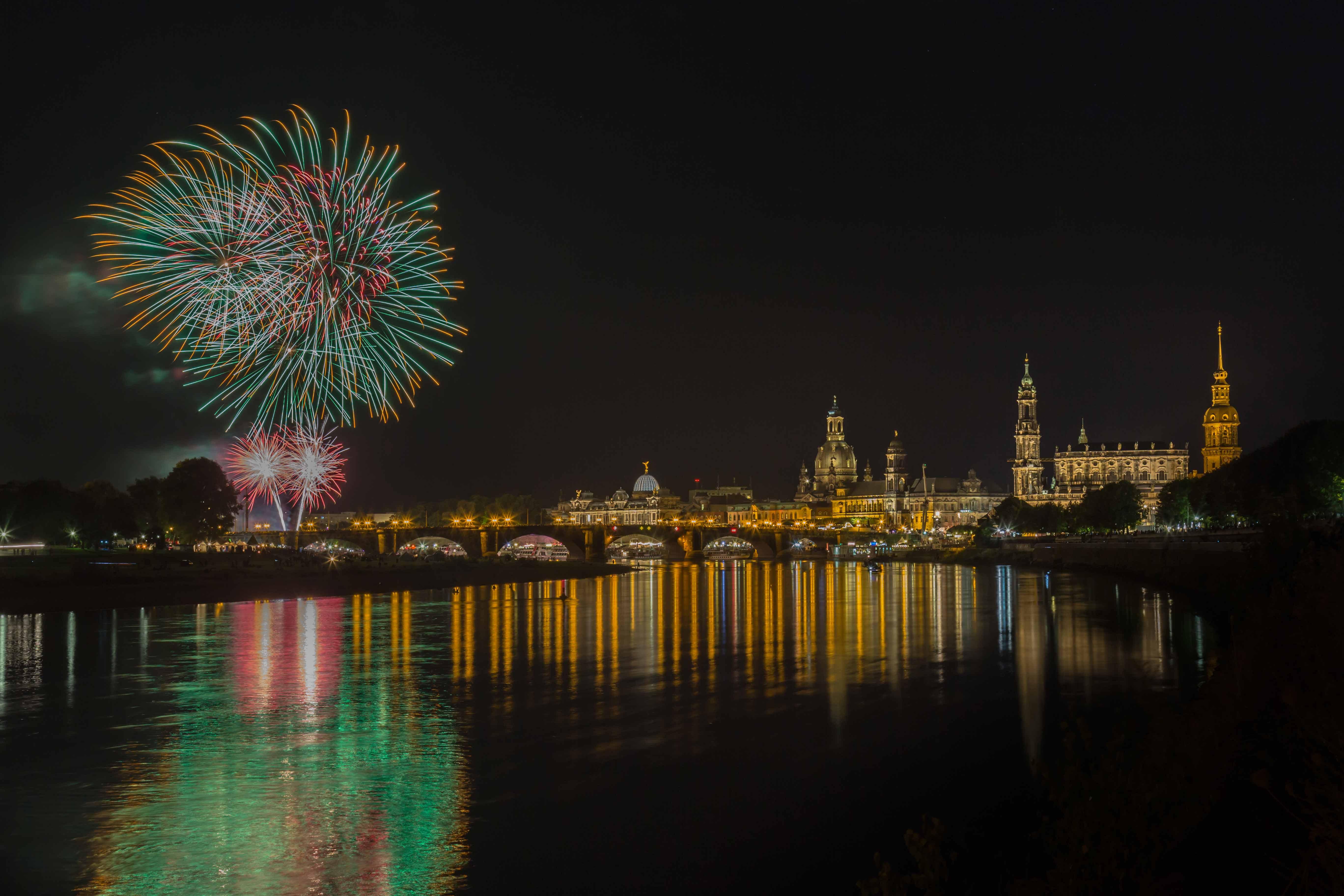 Feuerwerk, fotografieren, Dresden, Tipps und Tricks