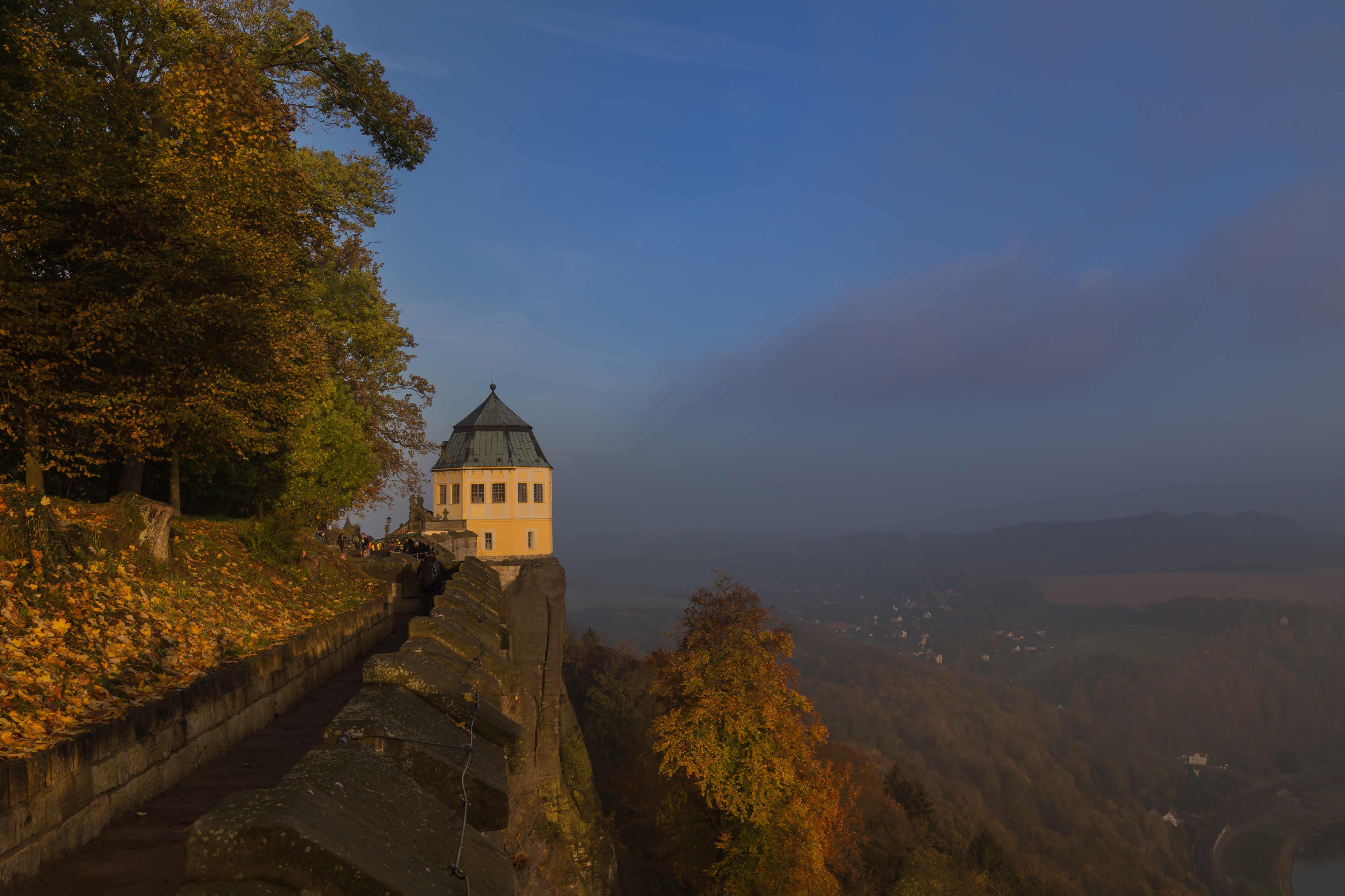 Friedrichtsburg-Festung-Königstein