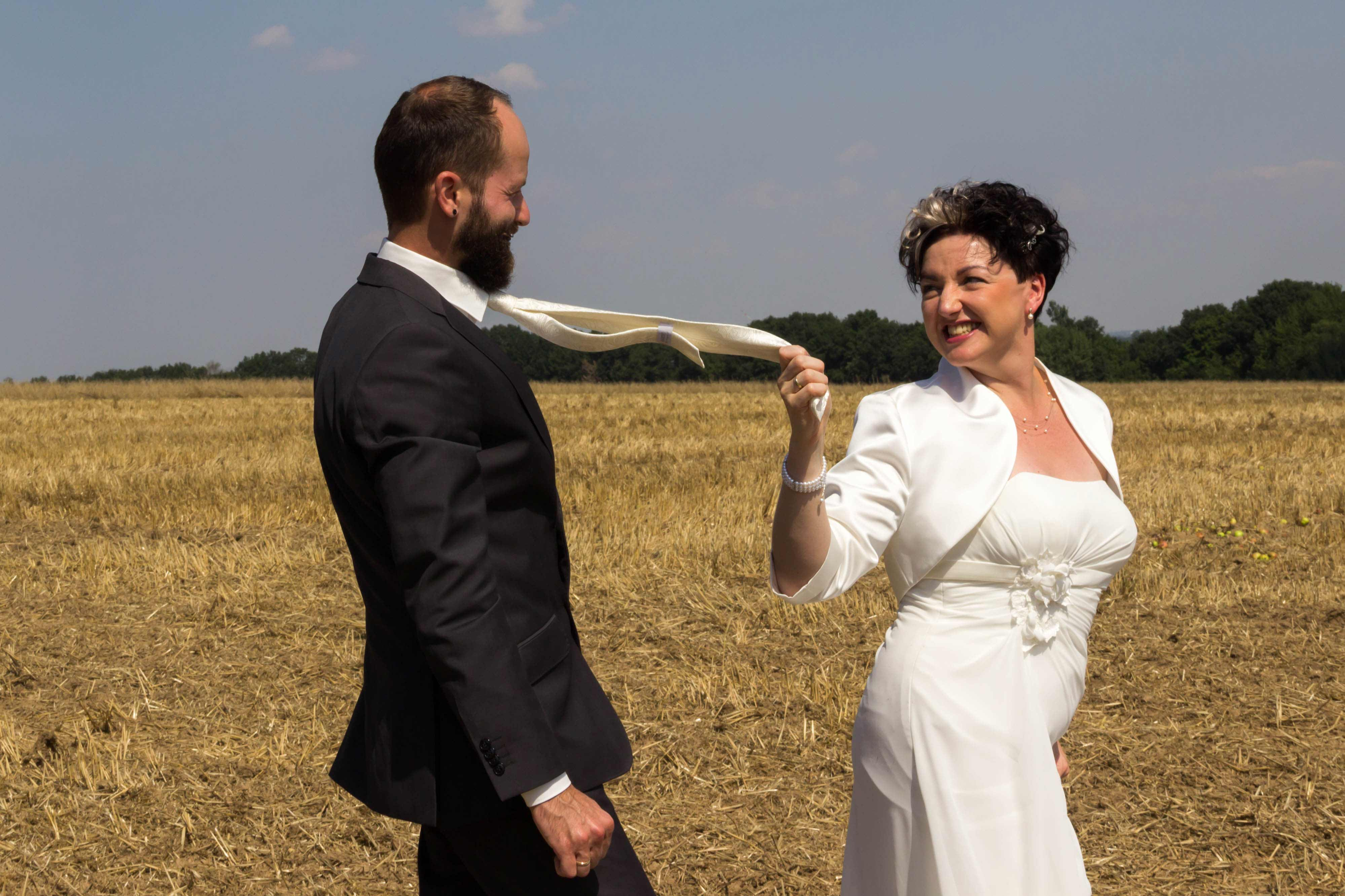 Hochzeitsfotoshooting | Brautpaar