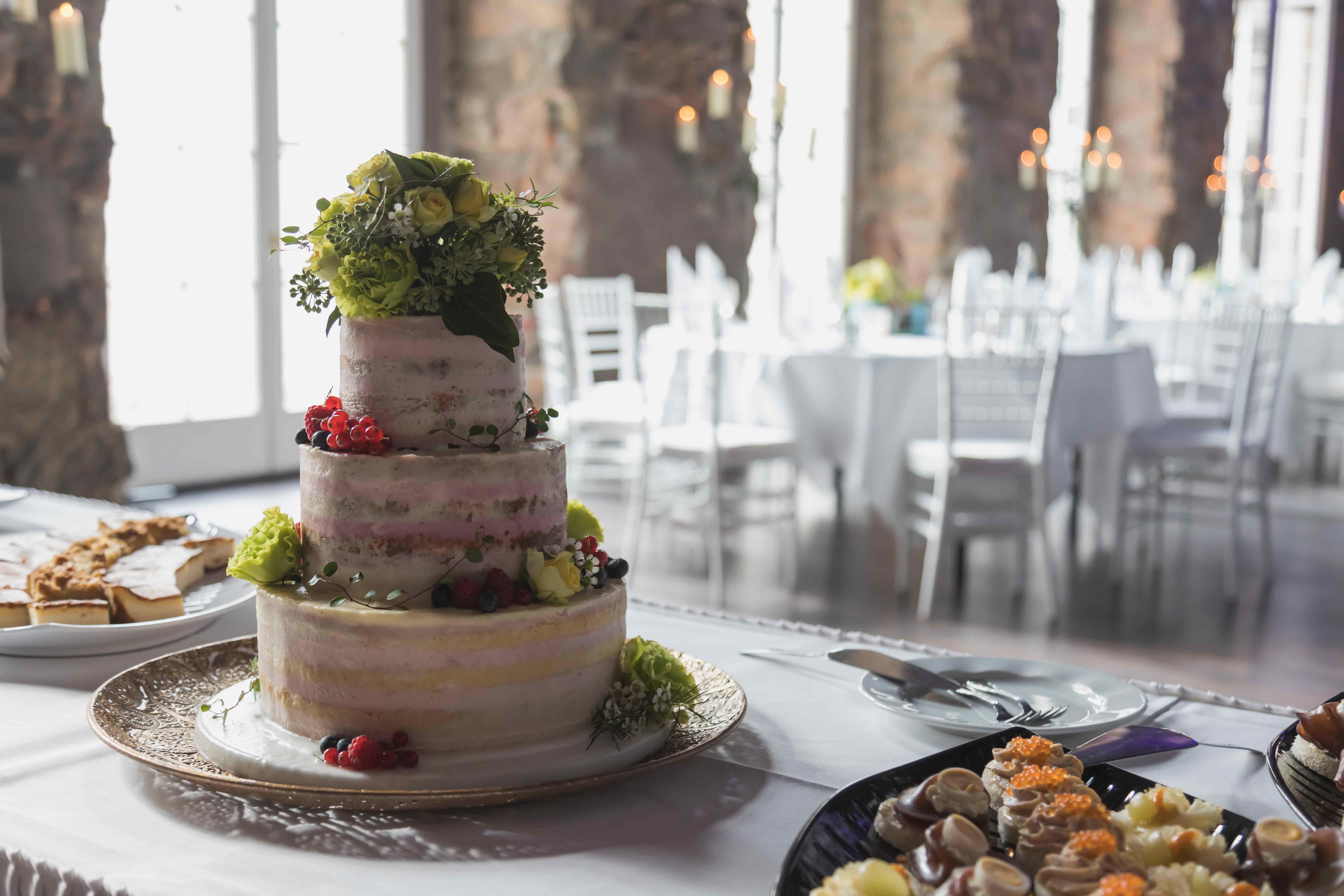 Hochzeitstorte - hochzeit villa Teresa