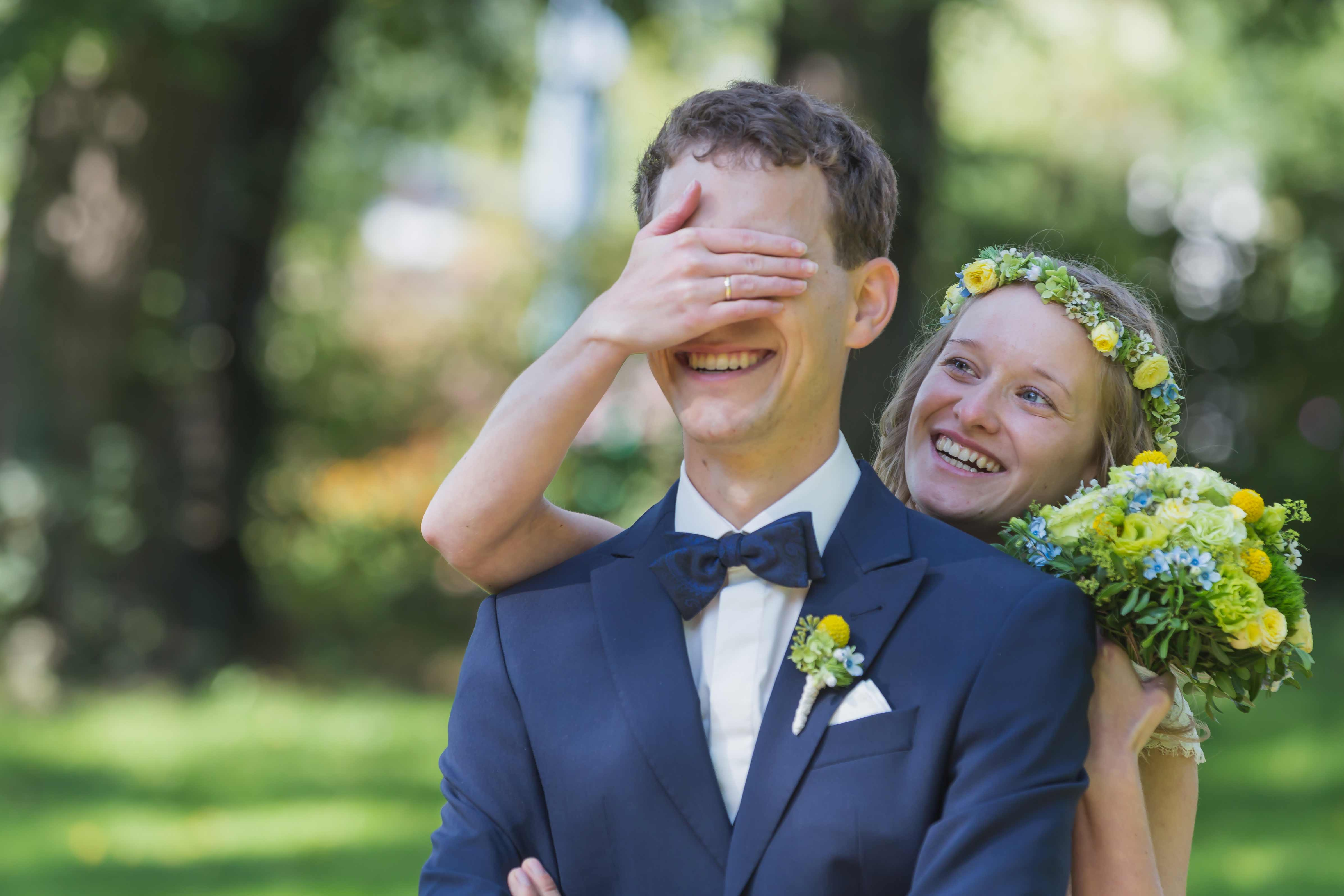 Hochzeit in Coswig