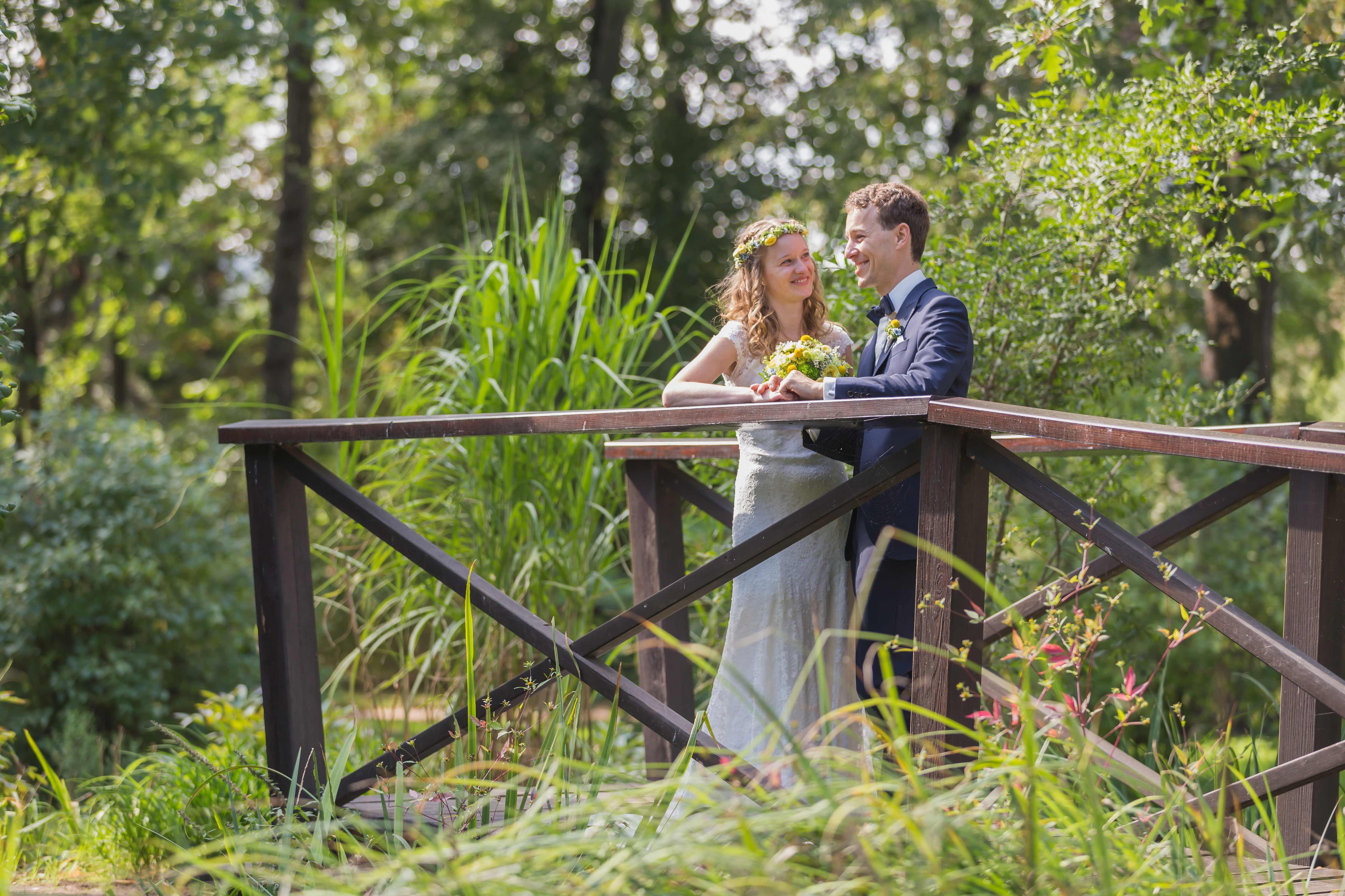 Hochzeits Fotoshooting Villa Teresa