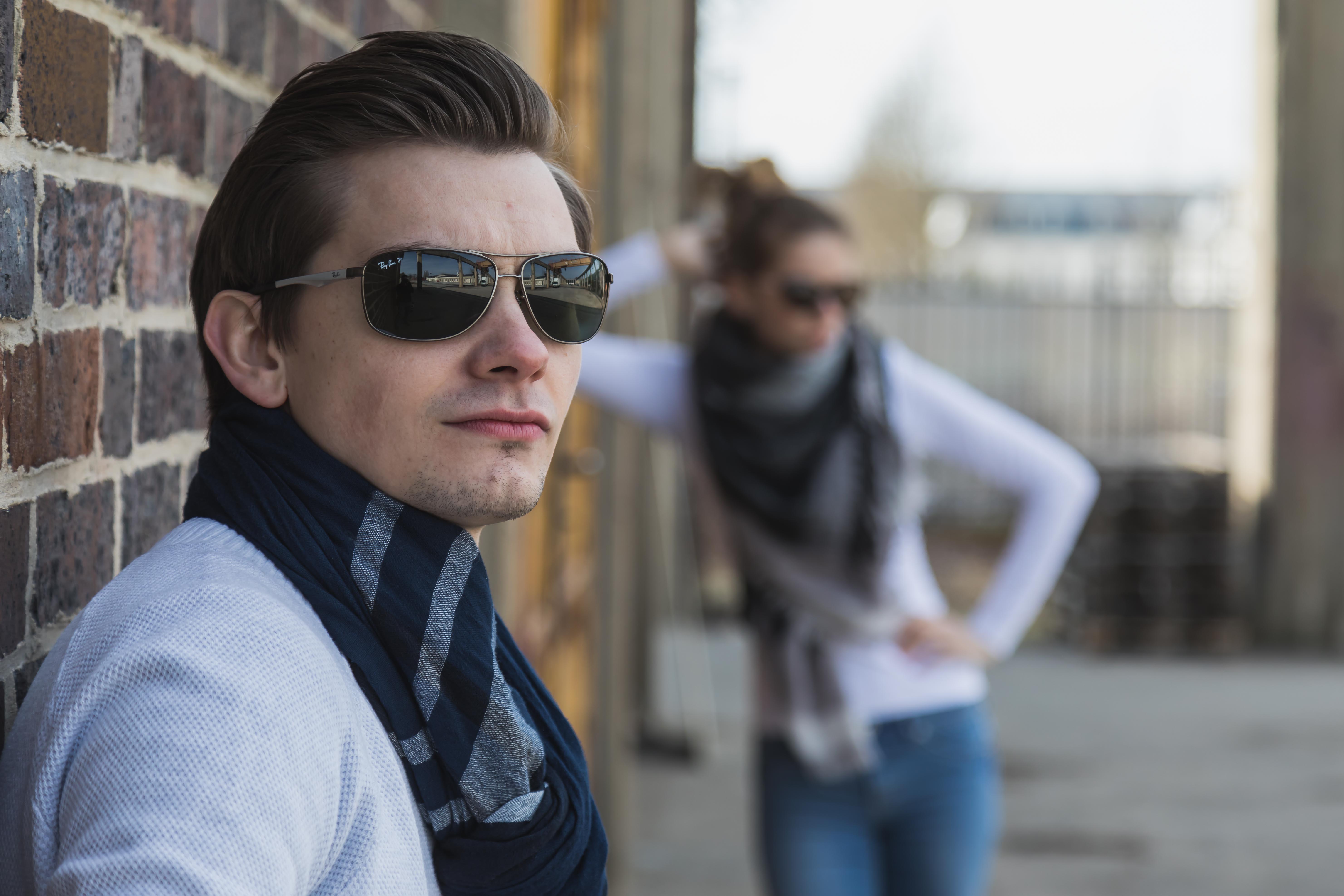 Fotoshooting Dresden junges Paar