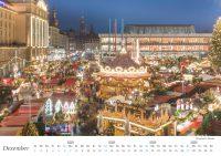 Dresden Kalender - Dezember
