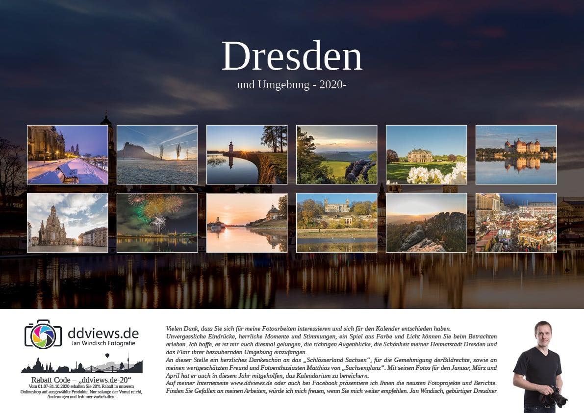 Dresden Kalender - Zusammenfassung
