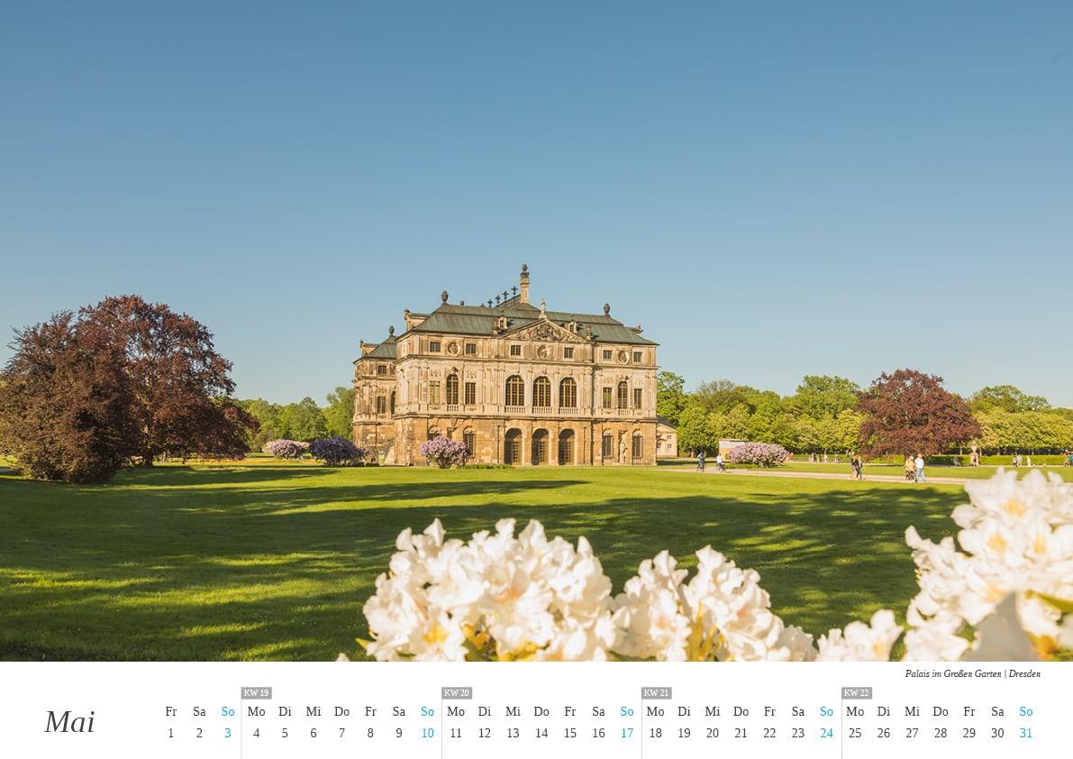 Dresden - Mai