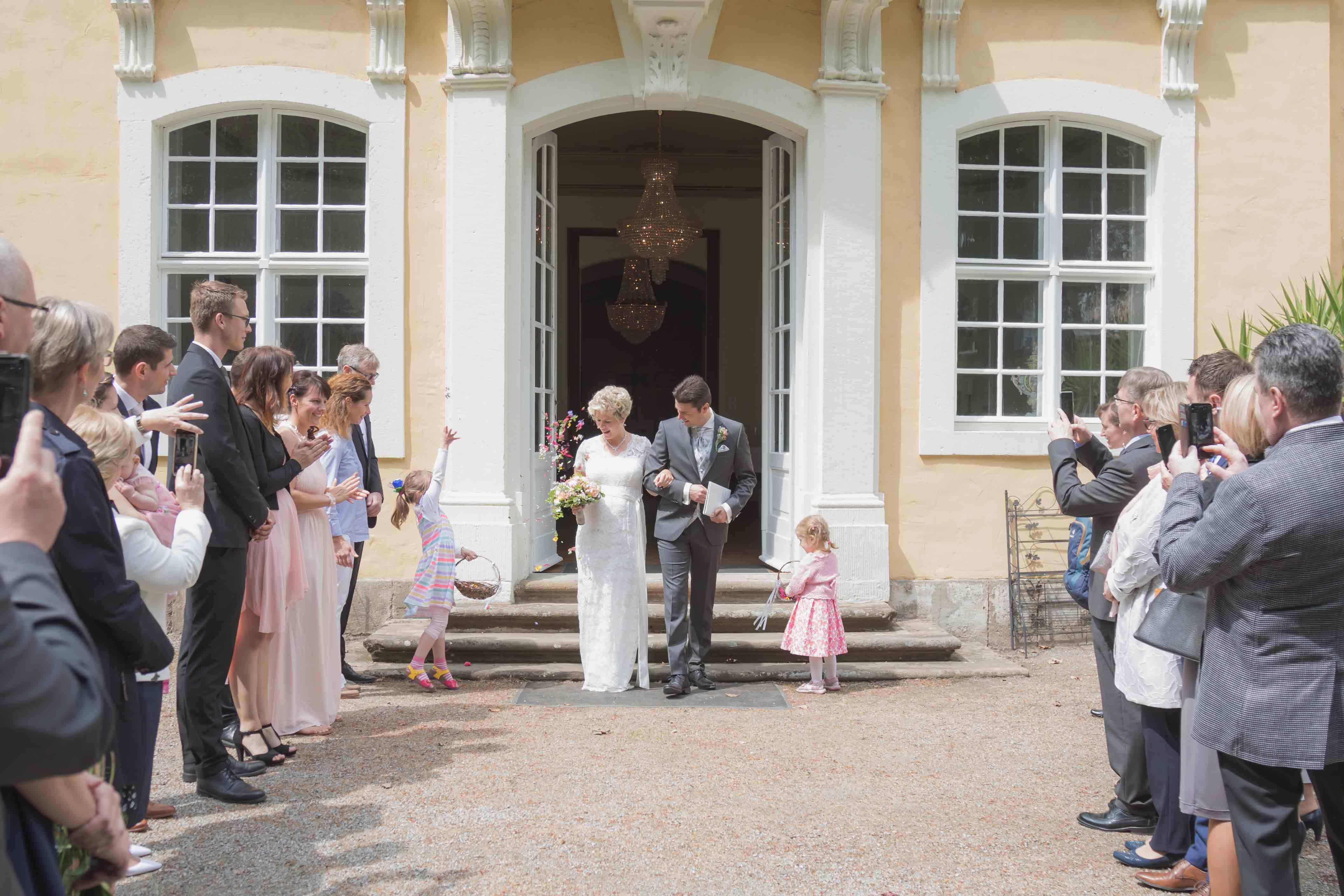 Hochzeit Schloss Oberlichtenau