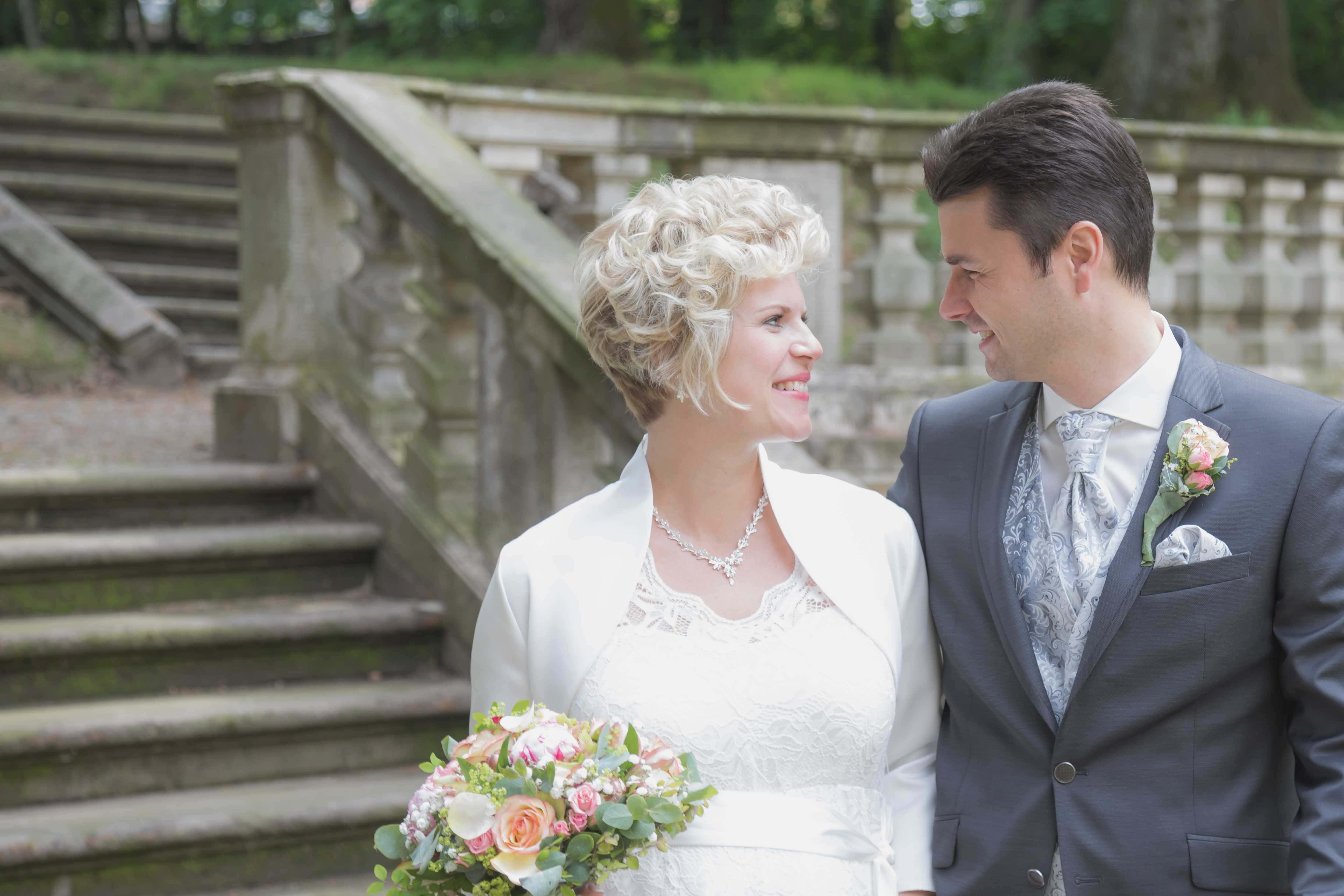 Heirat Hochzeit Schloss Oberlichtenau