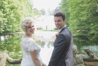 Hochzeitsfotograf - Schloss Oberlichtenau