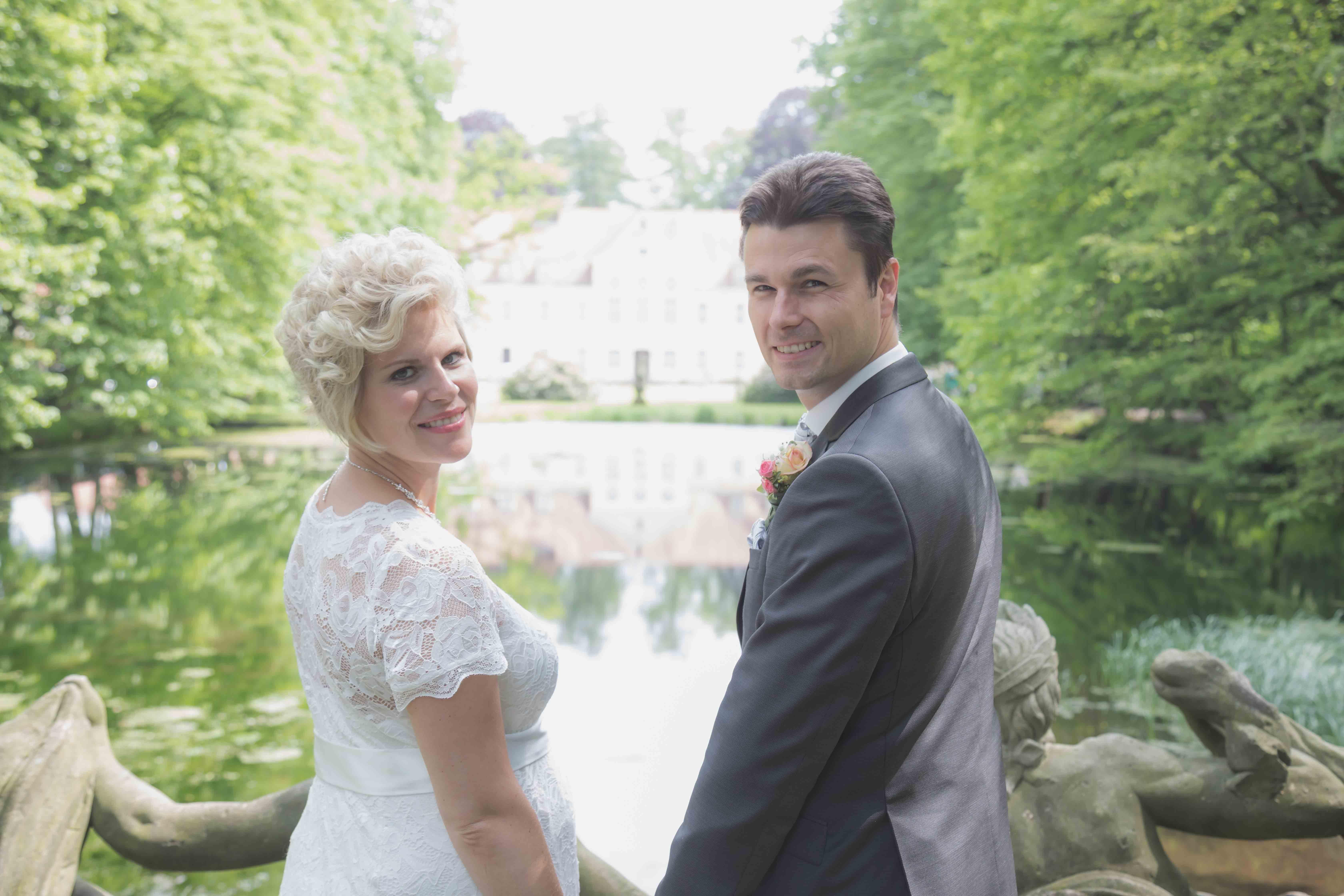 Hochzeitsfotograf - Hochzeit Schloss Oberlichtenau