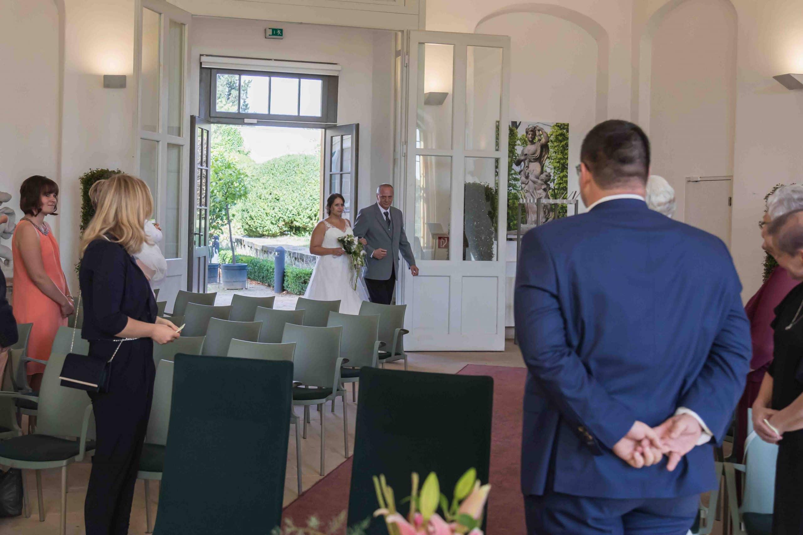Hochzeitsfotograf Barockgarten Grosssedlitz