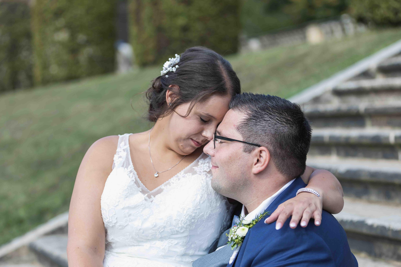 Hochzeit im Barockgarten Großseddlitz