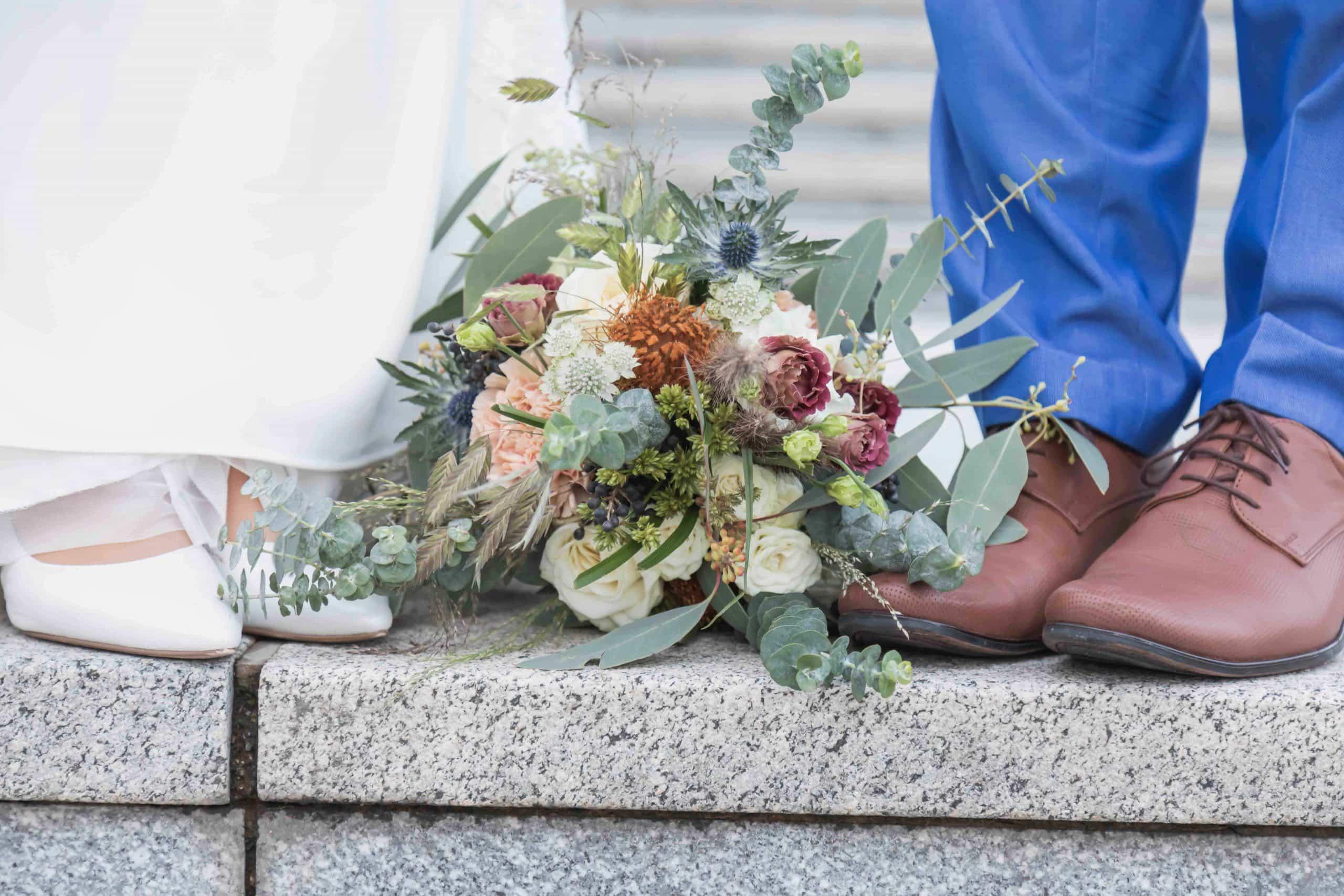 Hochzeitsreportage Detail Aufnahmen