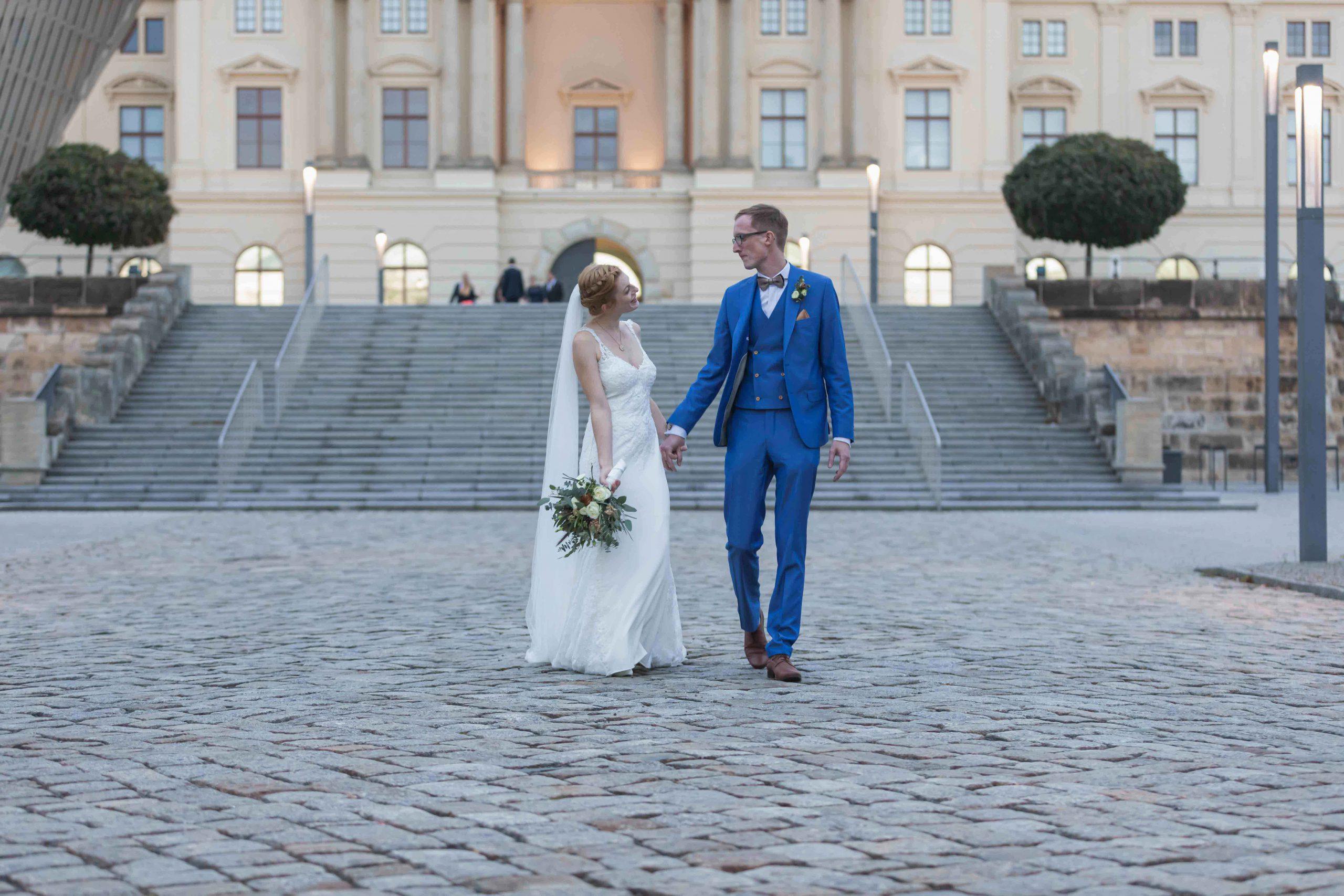 Hochzeitsreportage in Dresden