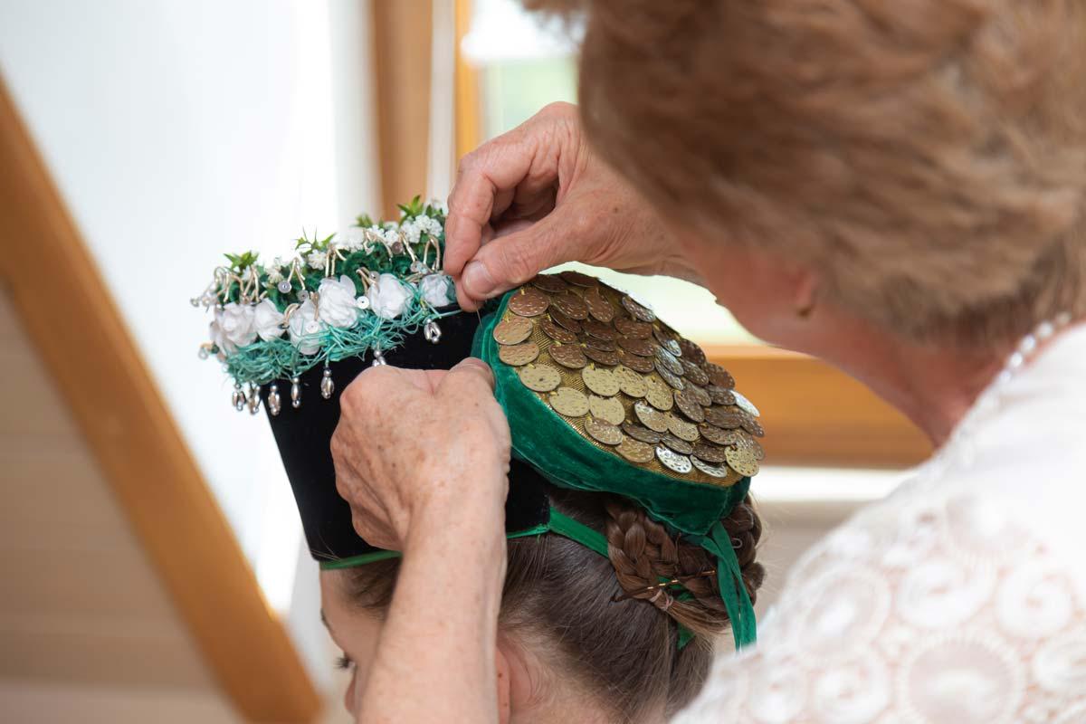 sorbische Hochzeitsreportage