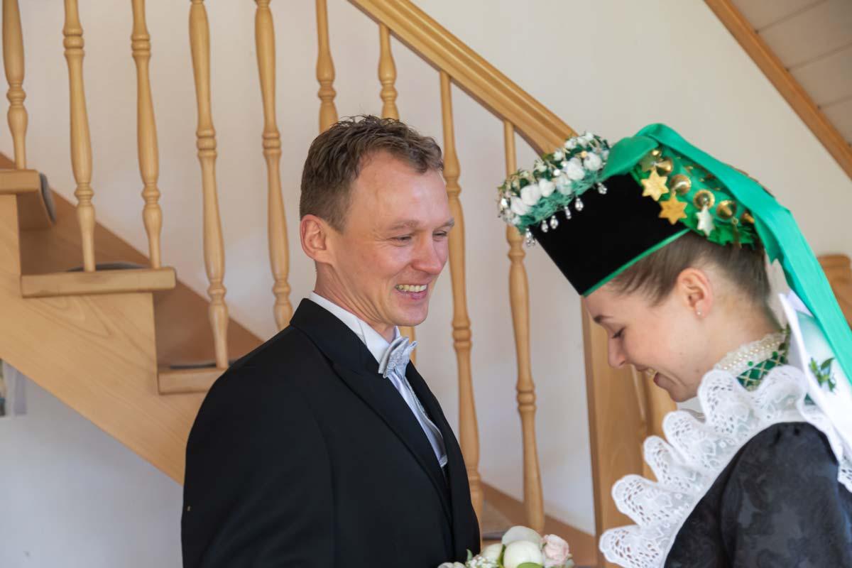 sorbische Hochzeit