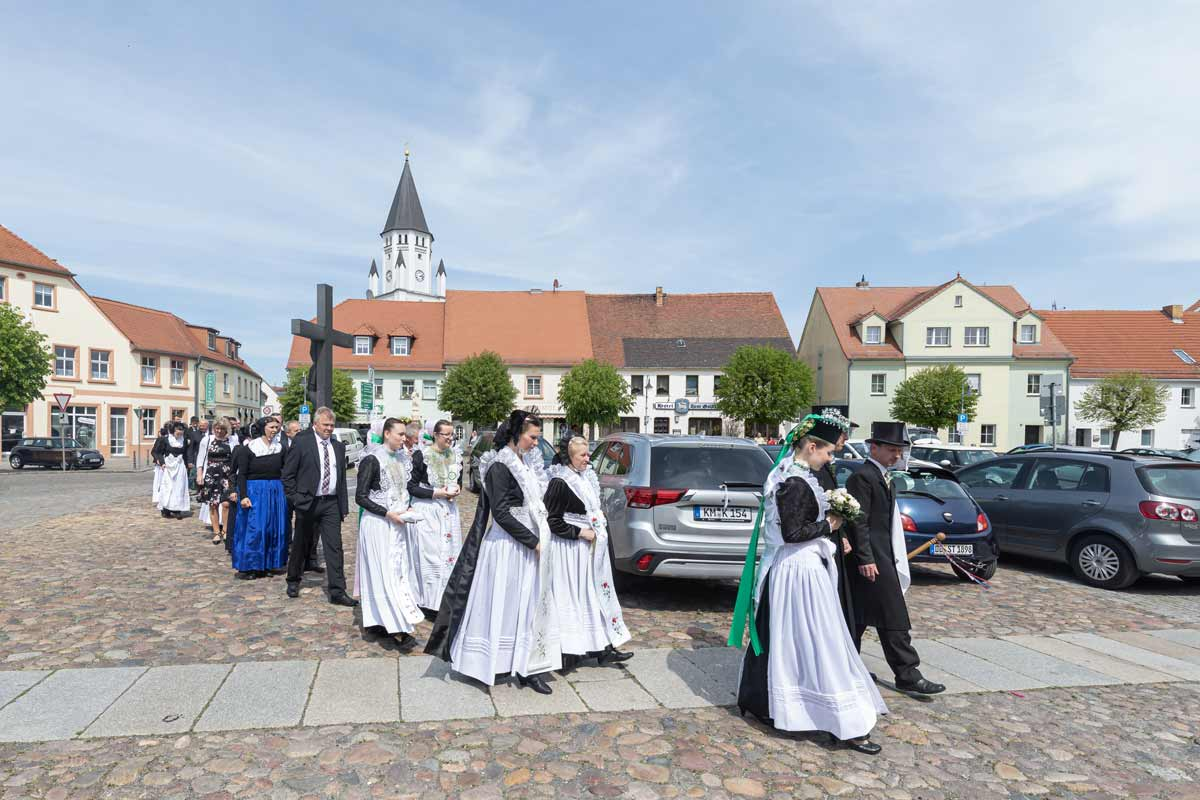 Hochzeitsfotograf Sorbische Hochzeit